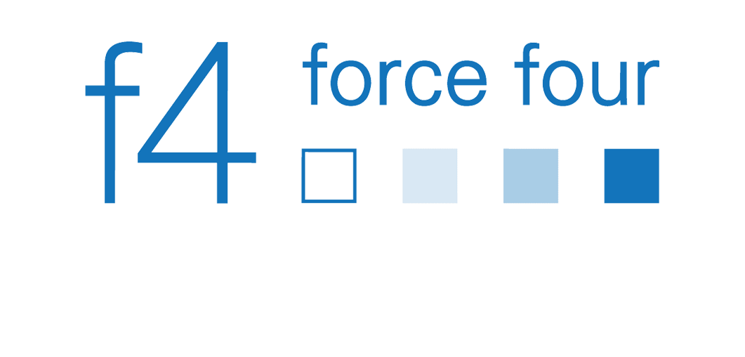 Force Four Training Mobile Logo