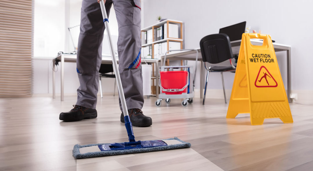 Domestic & Commercial Cleaning Certification