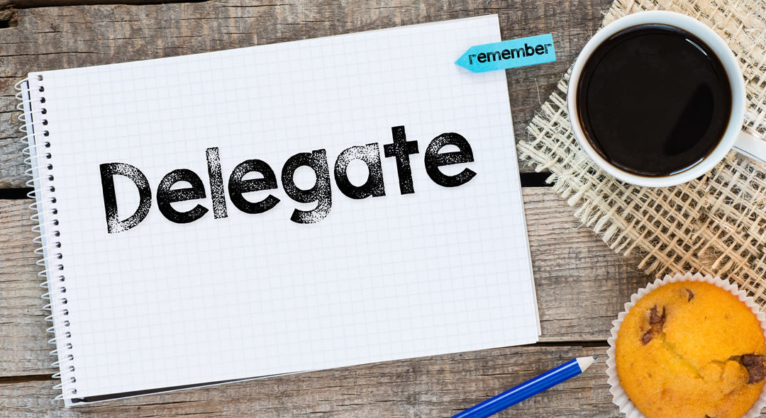 Delegation of Authority Certification