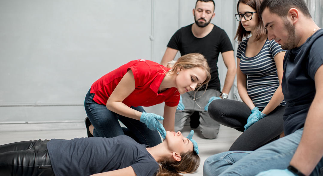 Emergency First Aid in the Workplace Certification