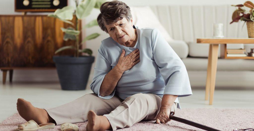 Preventing Falls in Older People Certification