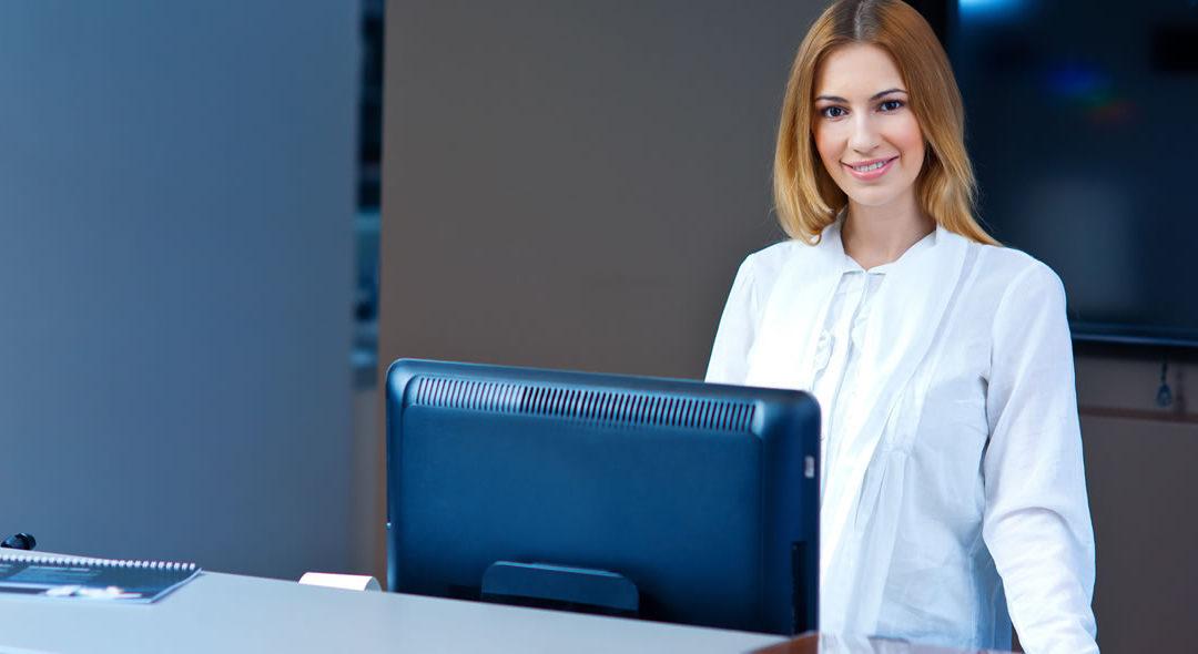 Reception Skills Certification