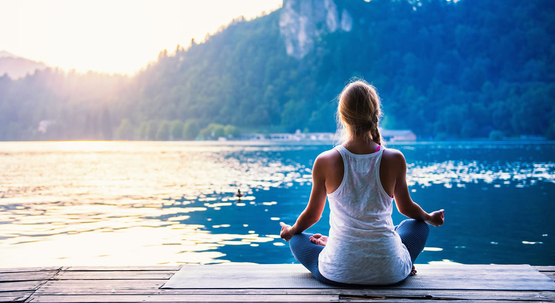 Reducing Stress with Meditation and Visualisation Certification
