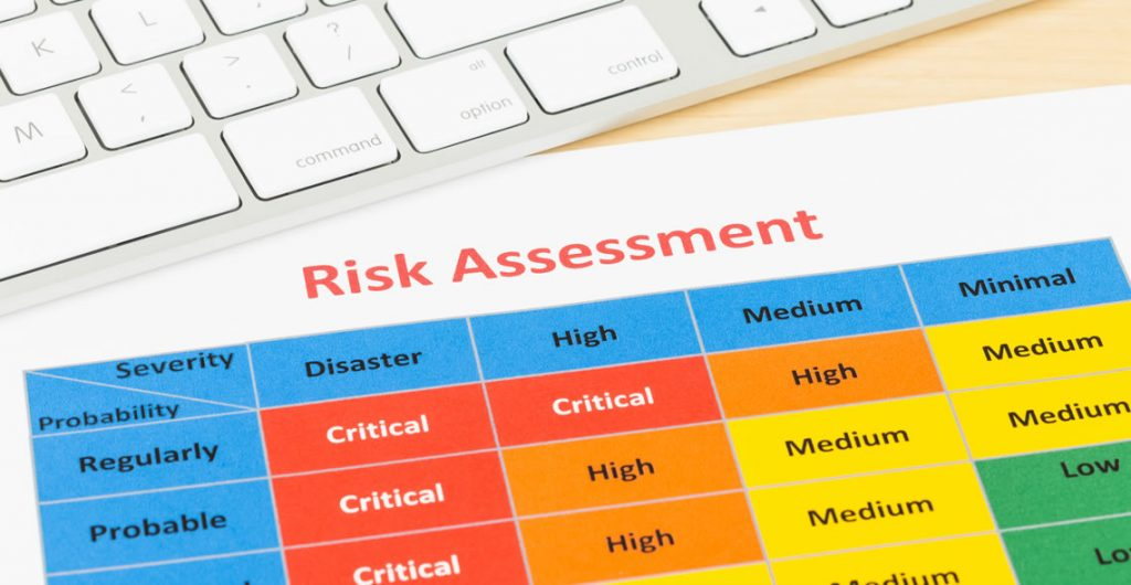 Risk Assessment in the Workplace Certification