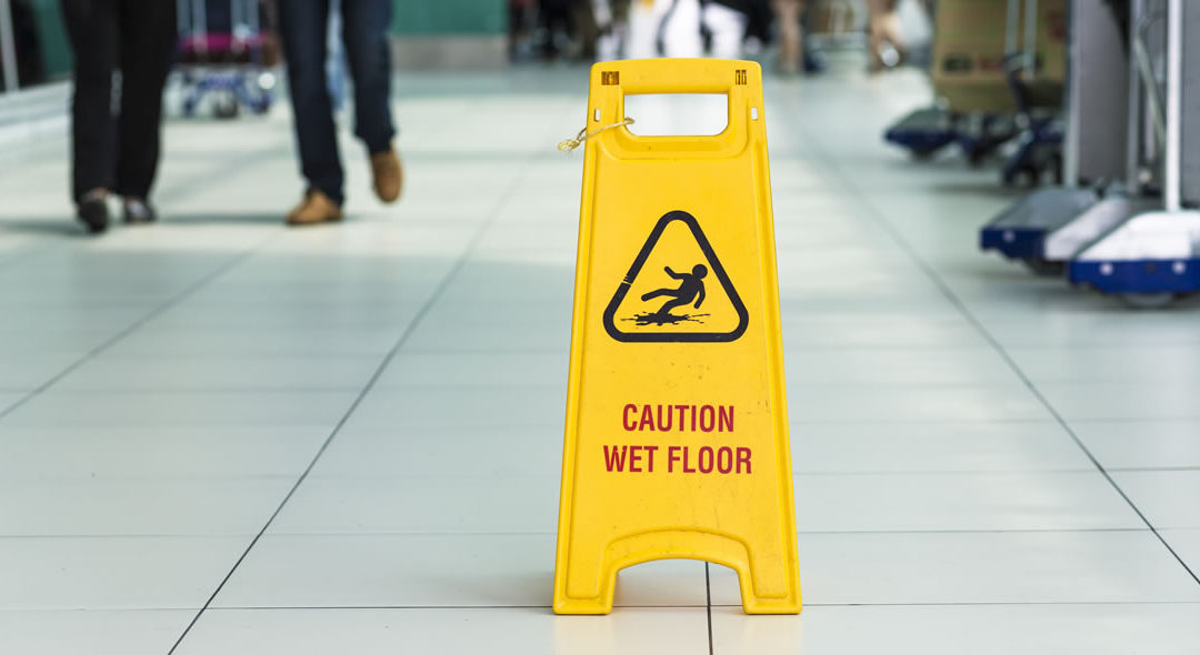 Preventing Slips & Trips in the Workplace Certification