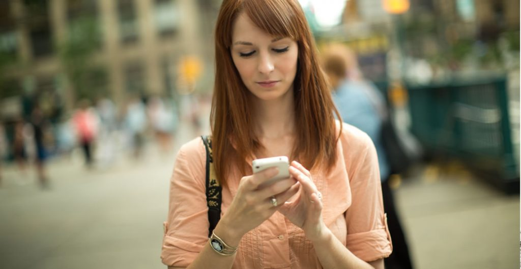 The Dangers of Texting While Walking Certification